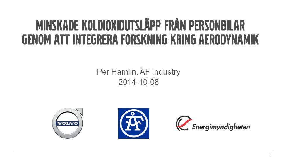 Per Hamlin, ÅF Industry 2014-10-08