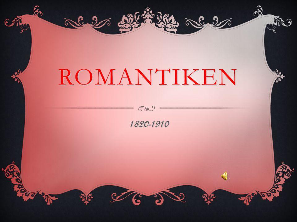 Romantiken 1820-1910