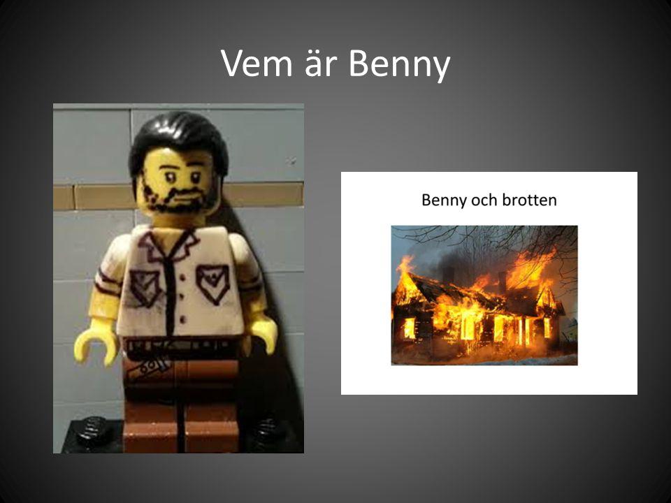 Vem är Benny