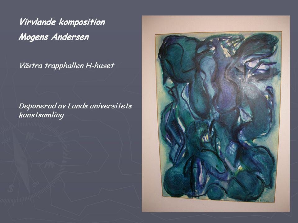 Virvlande komposition Mogens Andersen