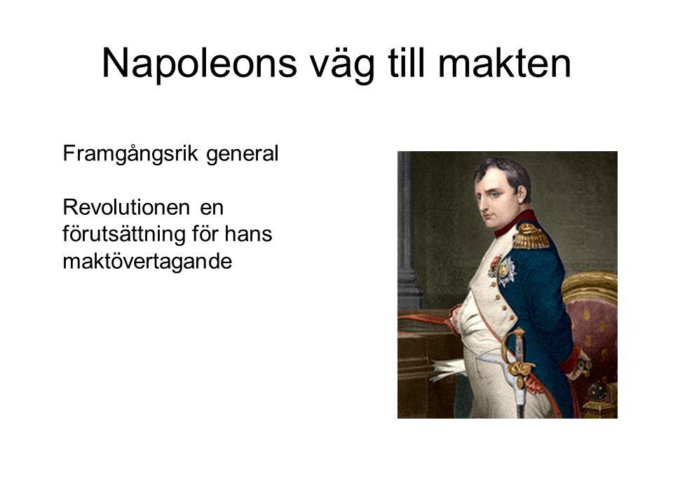 Napoleons väg till makten
