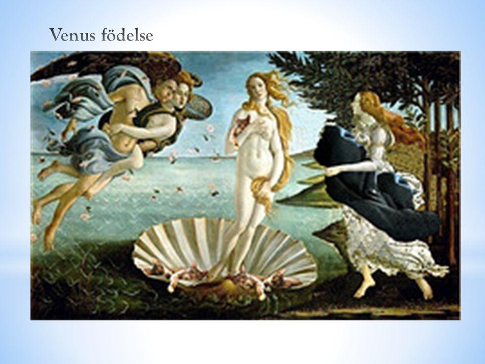 Venus födelse