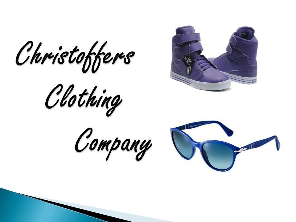 Christoffers Clothing Company