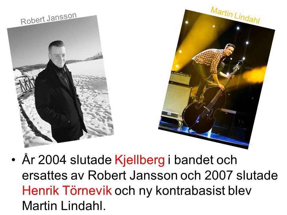 Martin Lindahl Robert Jansson.