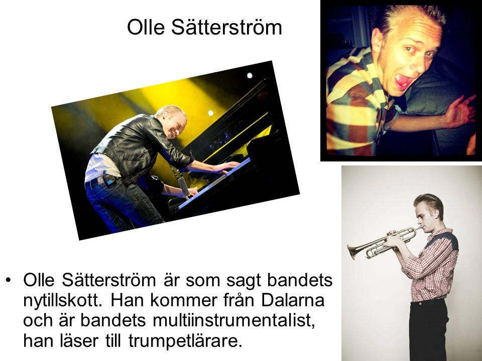 Olle Sätterström
