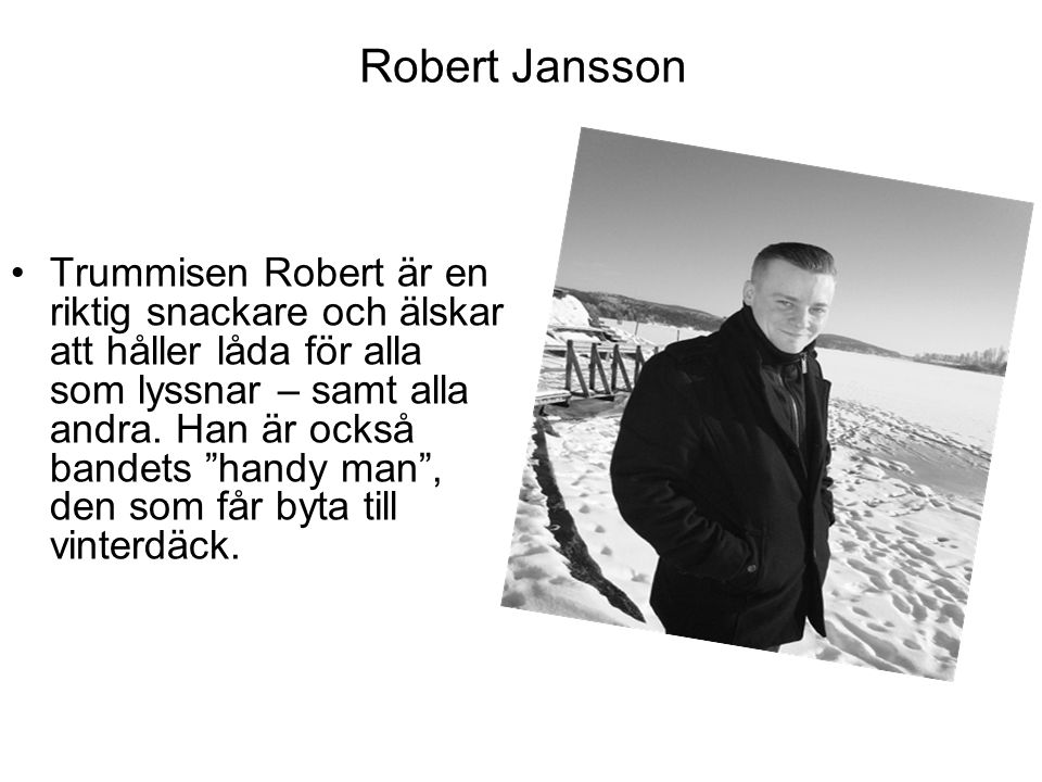 Robert Jansson