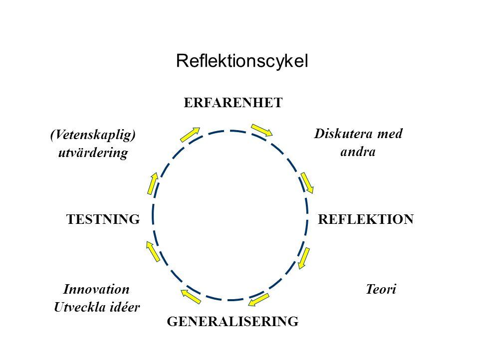 (Vetenskaplig) utvärdering