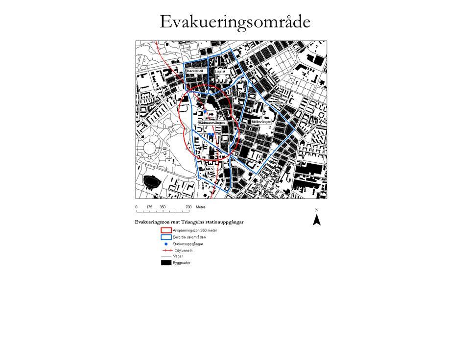 Evakueringsområde