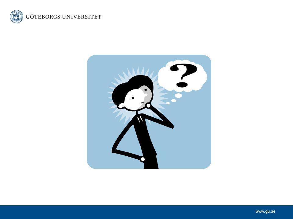 Dessa råd är tillämpbara på alla sorters skrivande på universitet och högskolenivå, med t.
