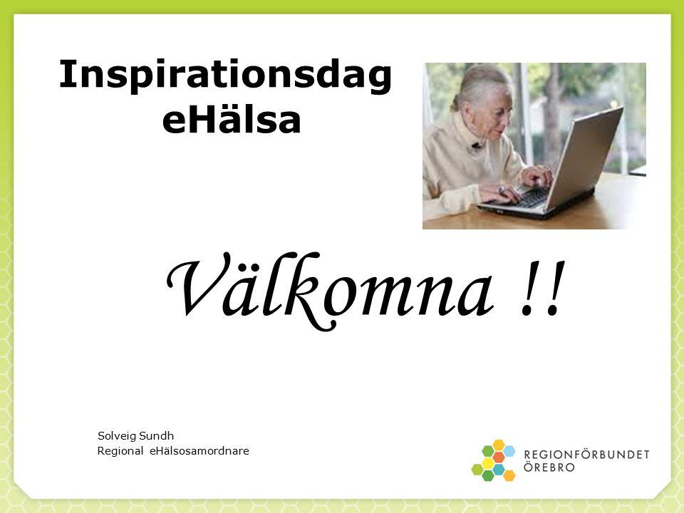 Inspirationsdag eHälsa