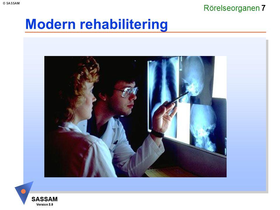 Modern rehabilitering