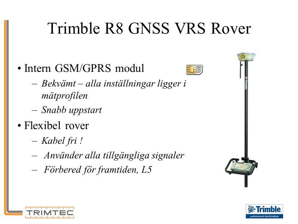 Trimble R8 GNSS VRS Rover