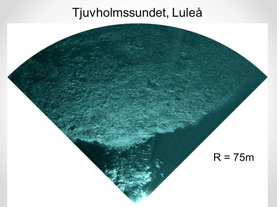 Tjuvholmssundet, Luleå