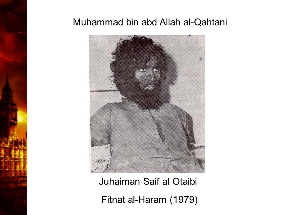 3. Delandet av månen Muhammad bin abd Allah al-Qahtani