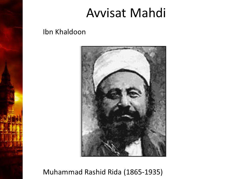 3. Delandet av månen Avvisat Mahdi Ibn Khaldoon
