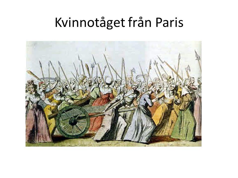 Kvinnotåget från Paris