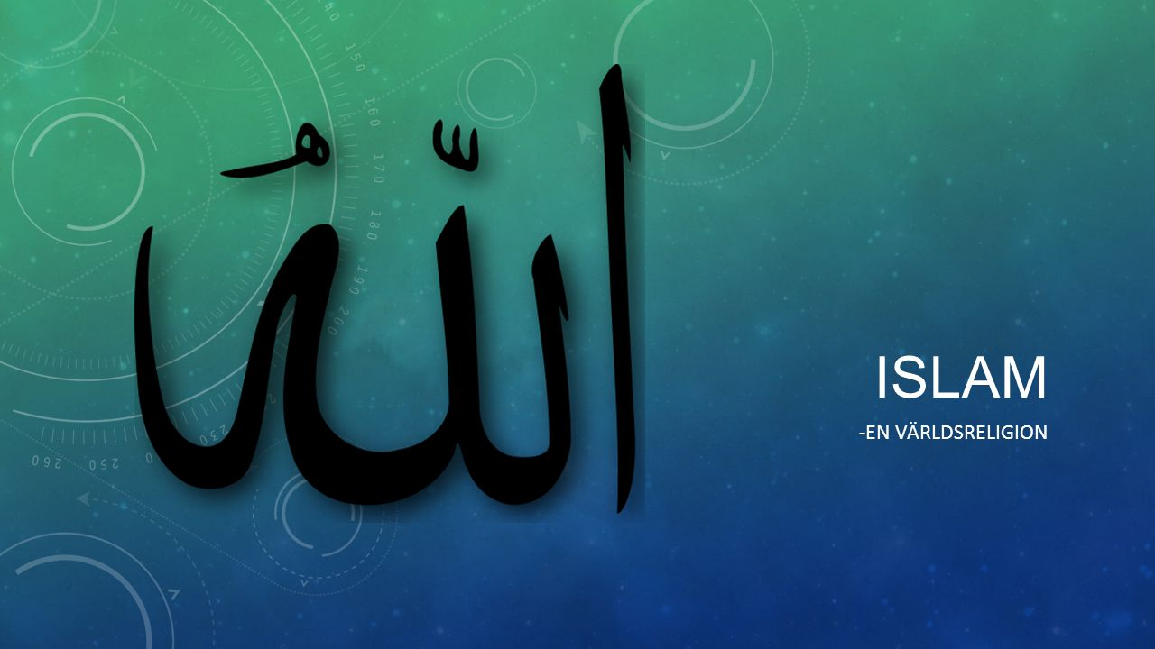 Islam -en världsreligion