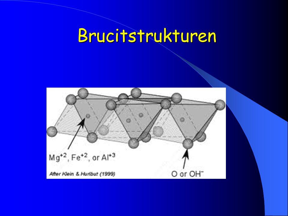 Brucitstrukturen