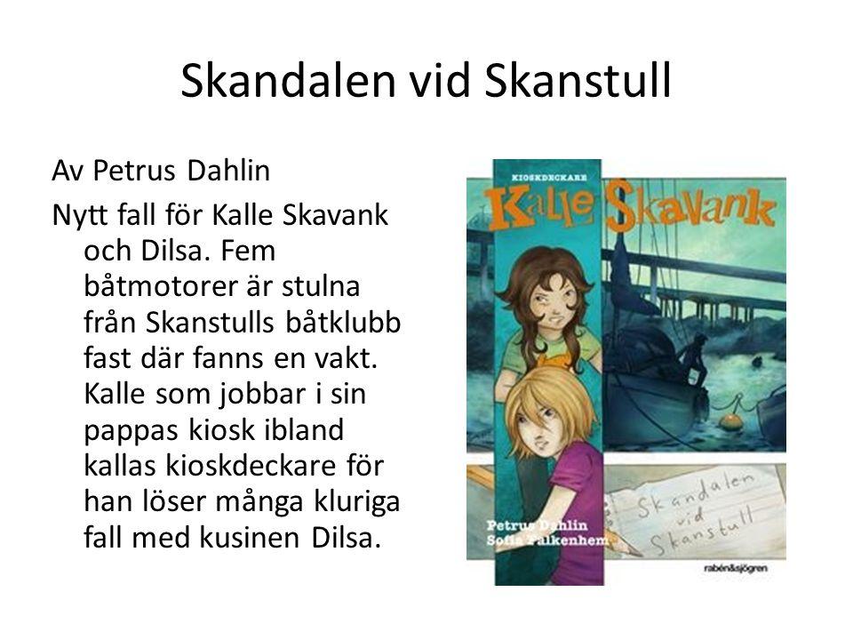 Skandalen vid Skanstull