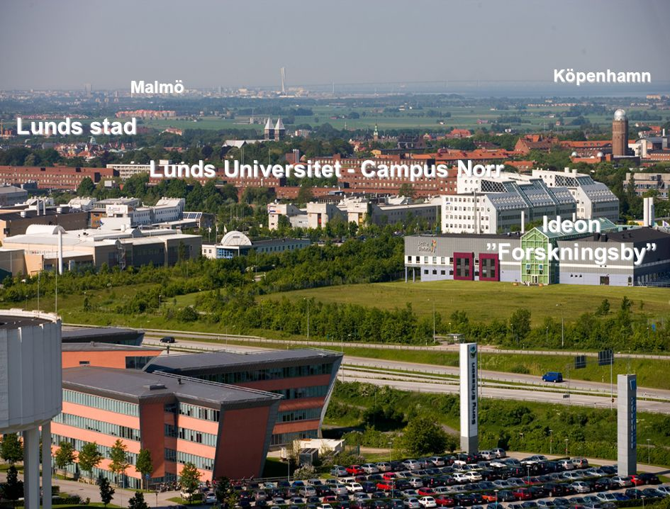 Lunds Universitet - Campus Norr