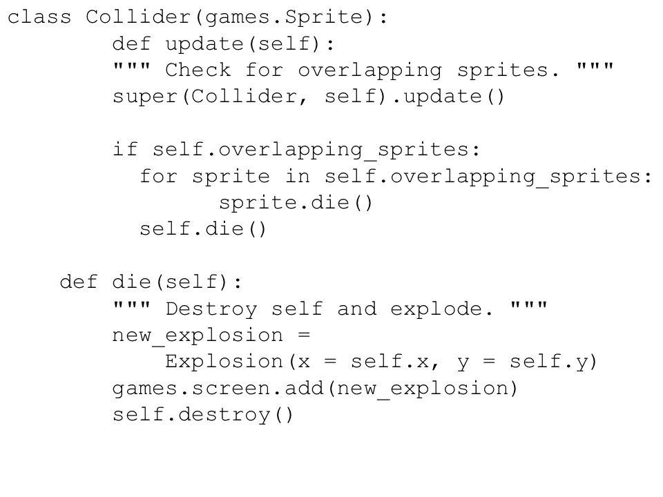 class Collider(games.Sprite):