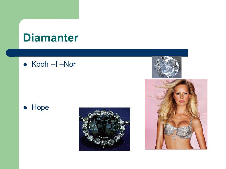 Diamanter Kooh –I –Nor Hope