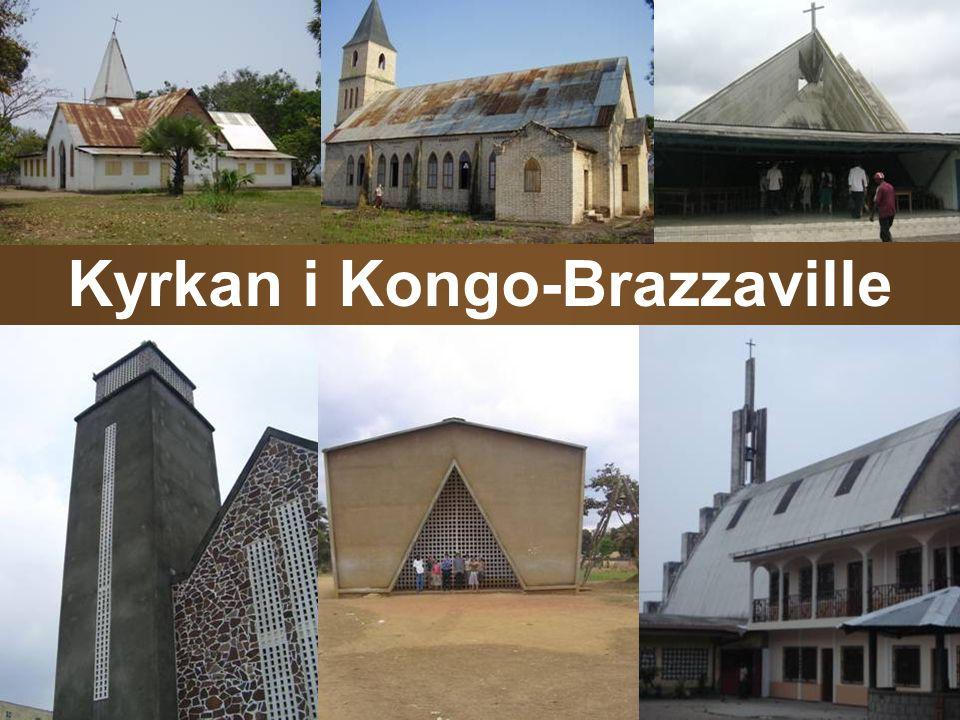 Kyrkan i Kongo-Brazzaville