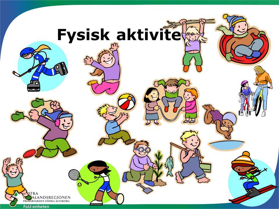 Fysisk aktivitet (2)