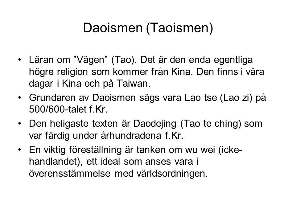 Daoismen (Taoismen)