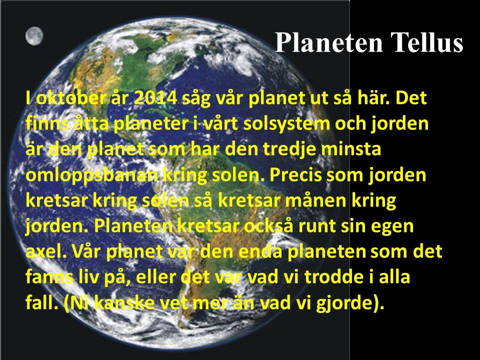Planeten Tellus