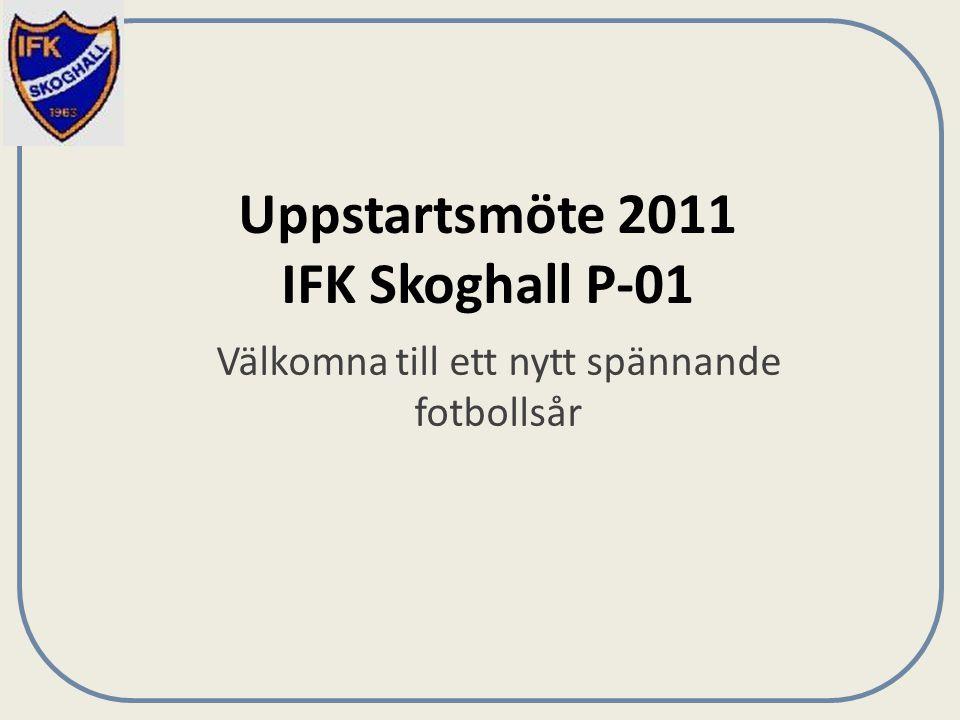 Uppstartsmöte 2011 IFK Skoghall P-01