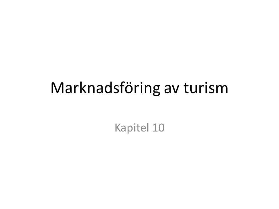 Marknadsföring av turism