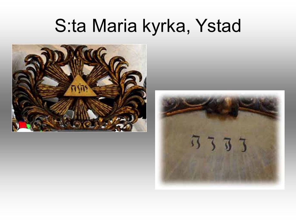 S:ta Maria kyrka, Ystad
