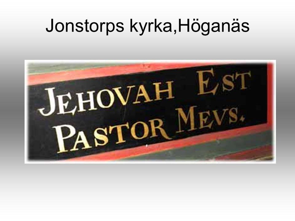 Jonstorps kyrka,Höganäs