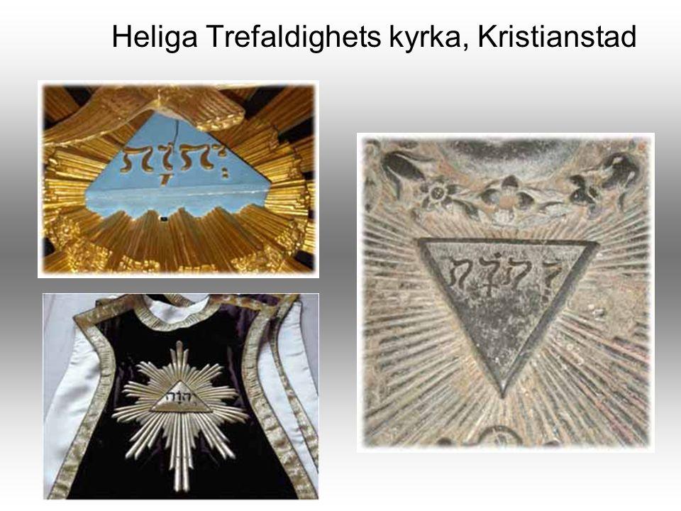 Heliga Trefaldighets kyrka, Kristianstad