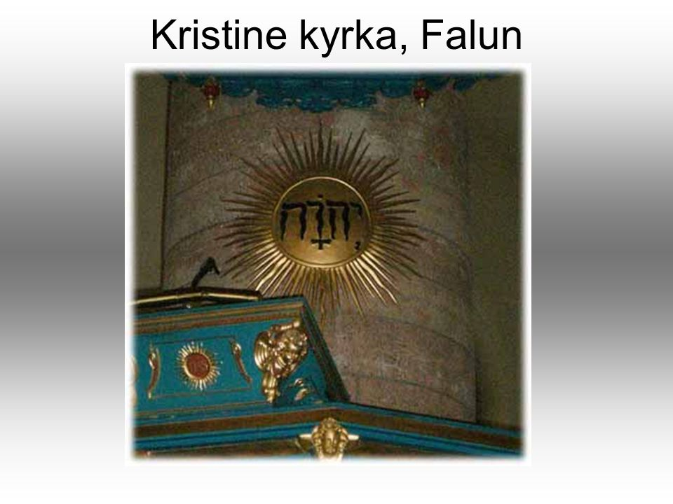 Kristine kyrka, Falun