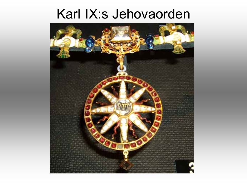 Karl IX:s Jehovaorden
