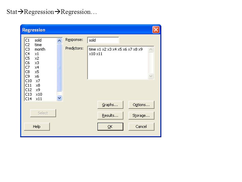 StatRegressionRegression…