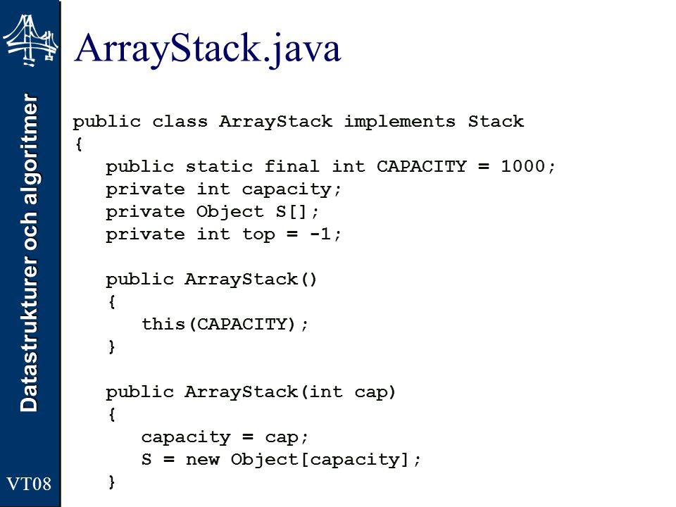 ArrayStack.java