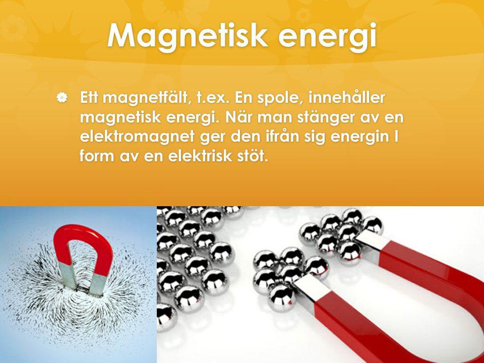 Magnetisk energi