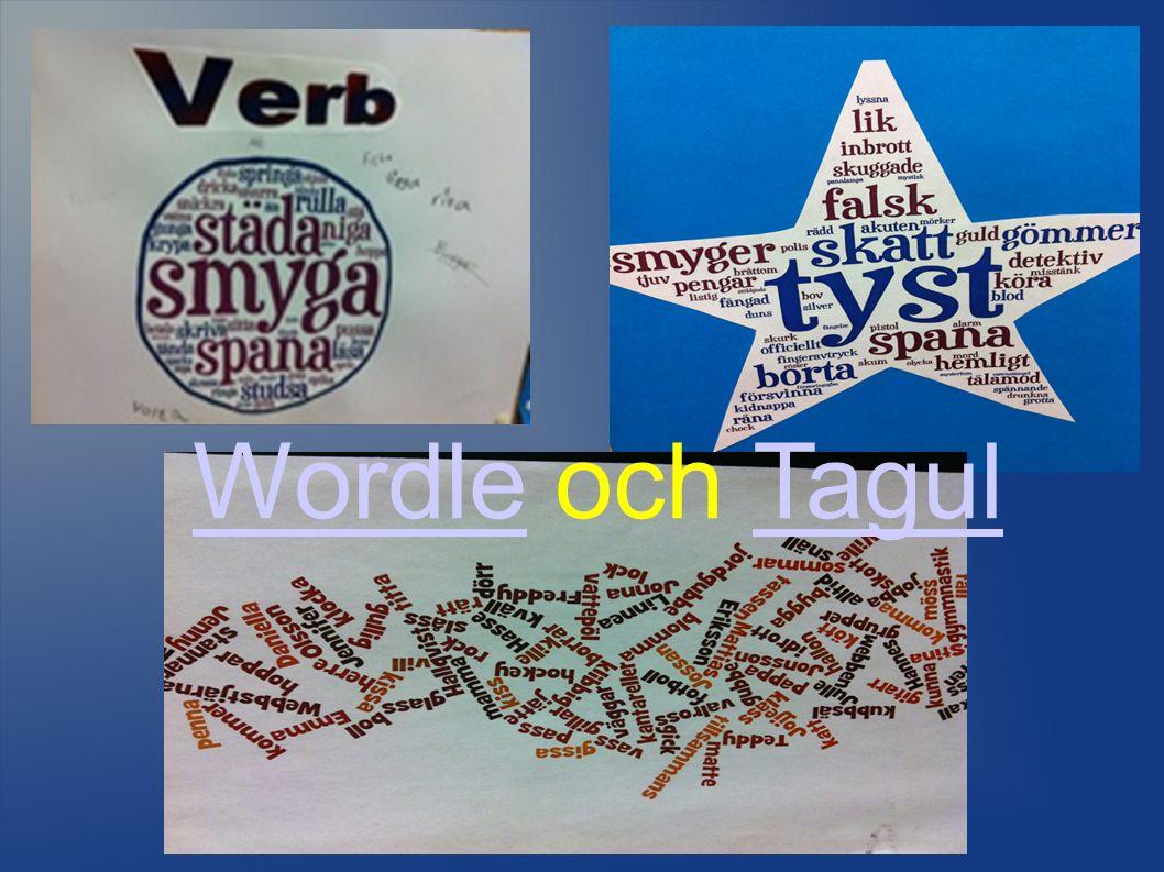 Wordle och Tagul