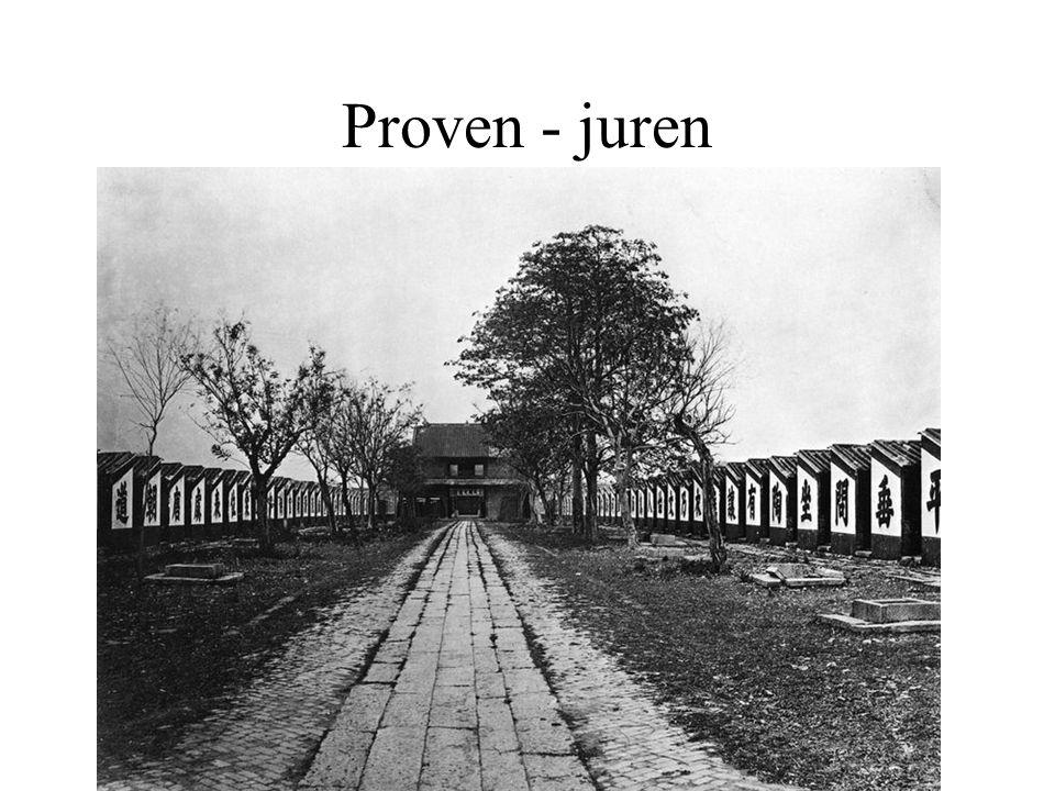 Proven - juren