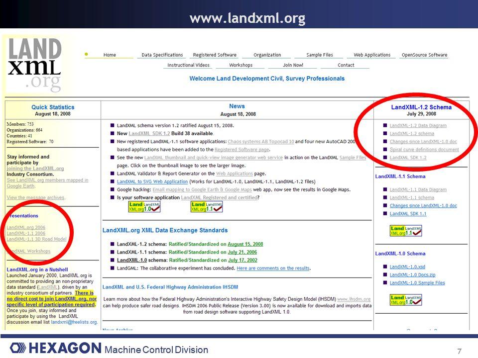 www.landxml.org