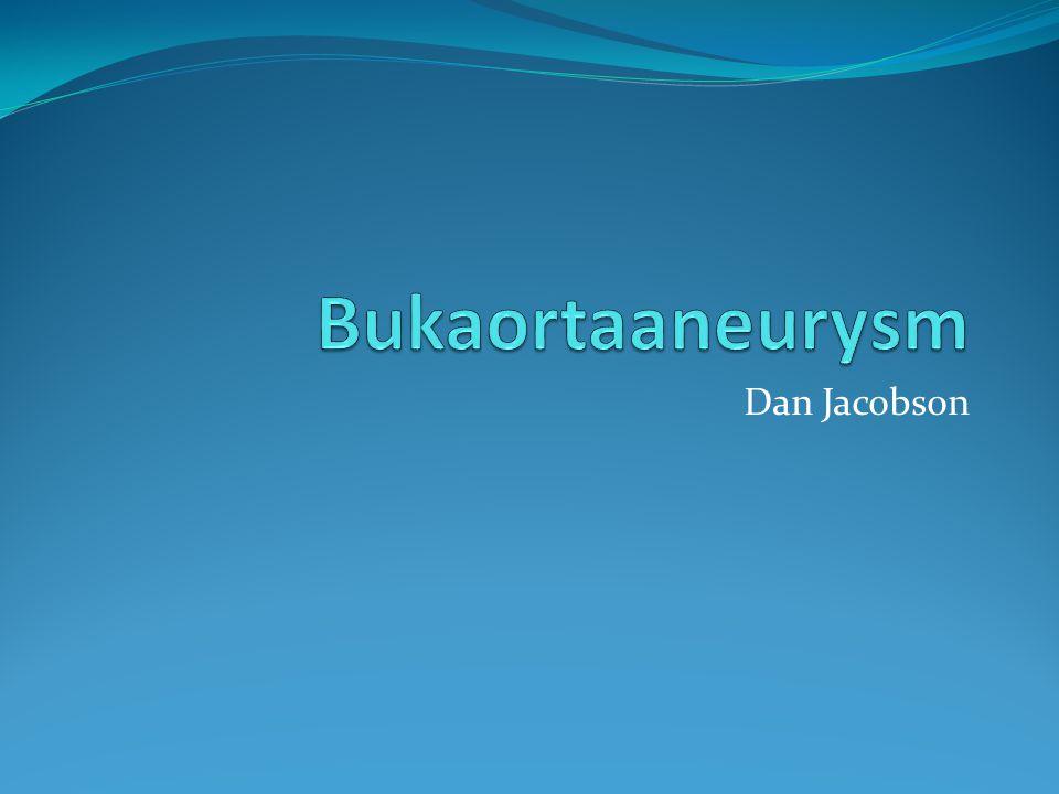 Bukaortaaneurysm Dan Jacobson