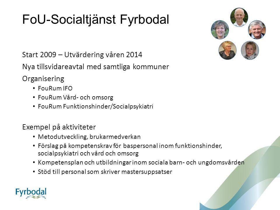 FoU-Socialtjänst Fyrbodal