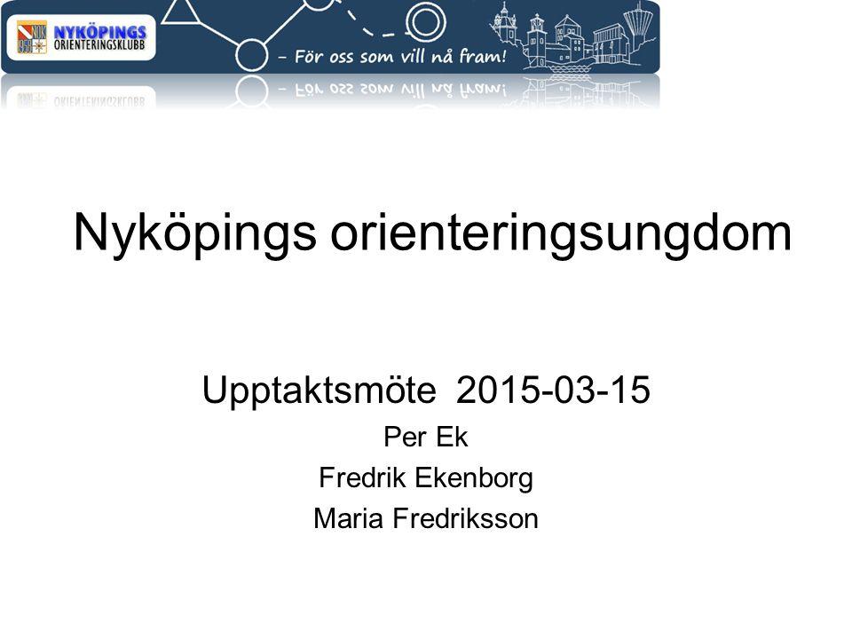 Nyköpings orienteringsungdom