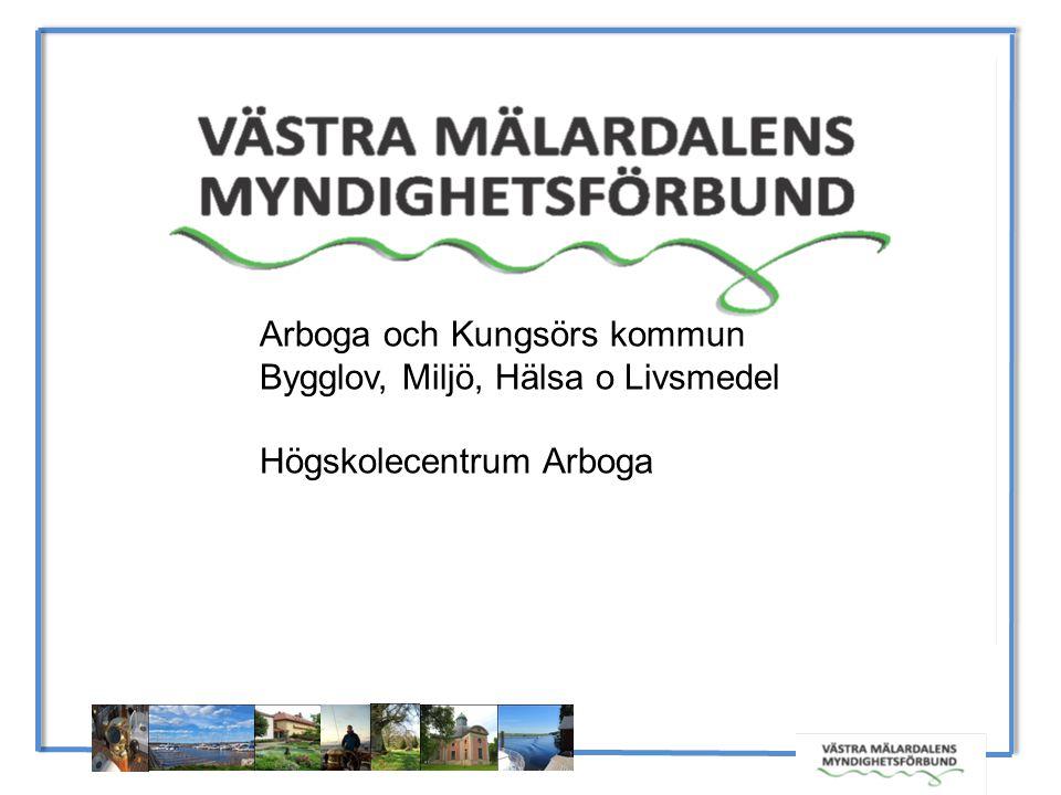 Arboga och Kungsörs kommun