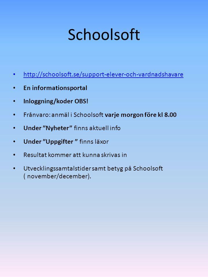 Schoolsoft http://schoolsoft.se/support-elever-och-vardnadshavare