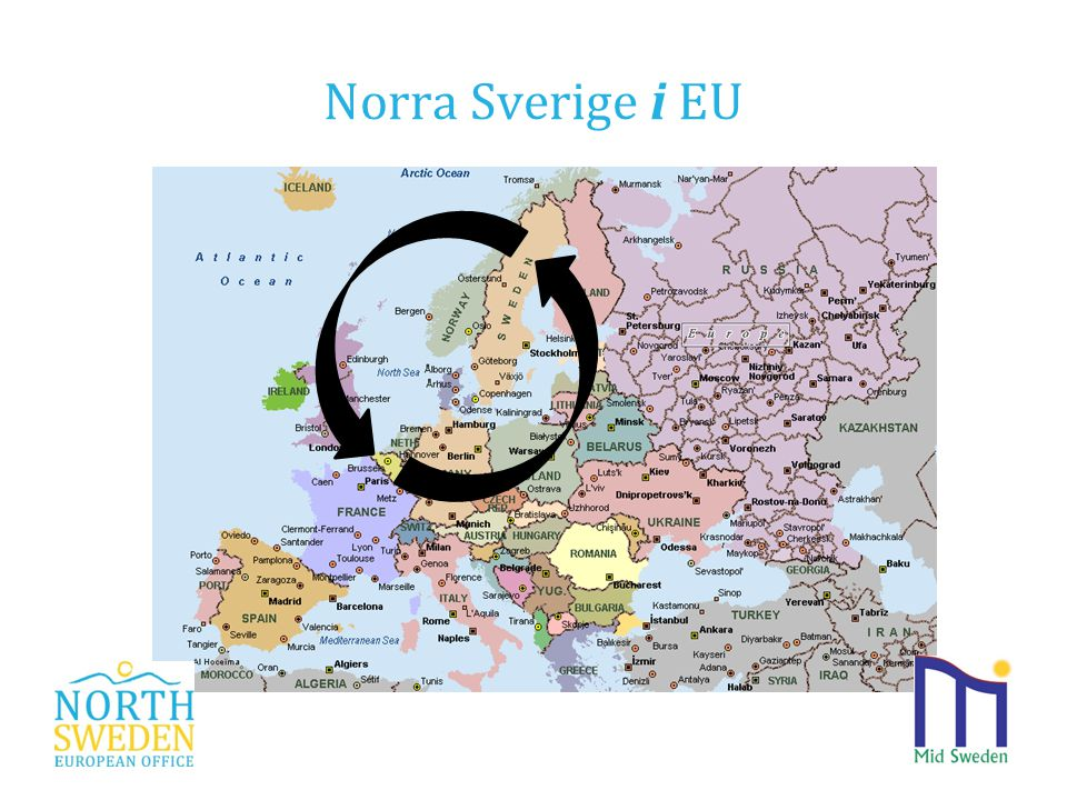 Norra Sverige i EU MIKAEL