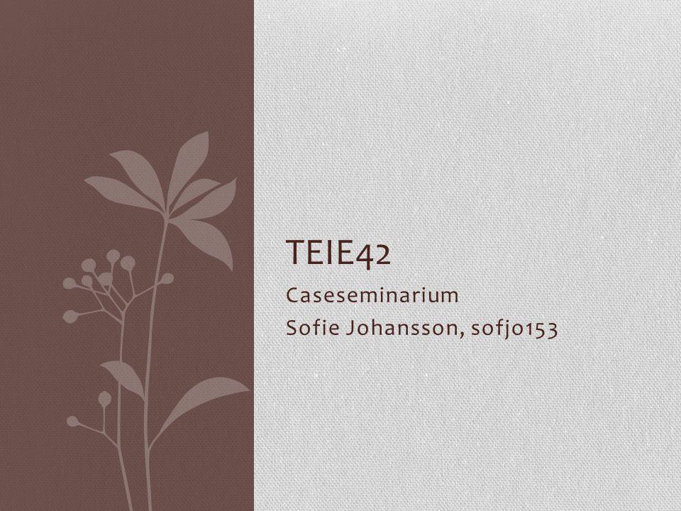 Caseseminarium Sofie Johansson, sofjo153